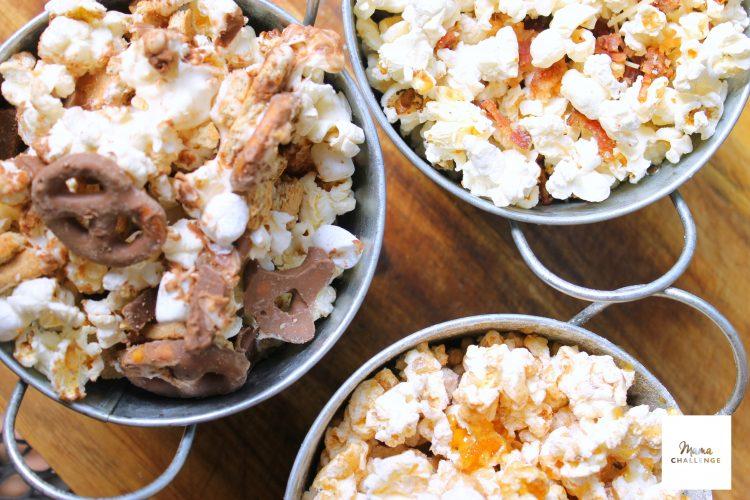 Sopapilla-Popcorn