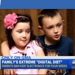 The Newest Diet: Digital Fast (Seen on Good Morning America)