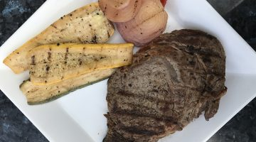 Girlfriend's Guide to Grilling a Steak