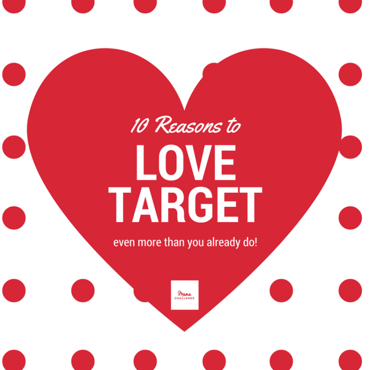 10 Reasons to Love Target Even More