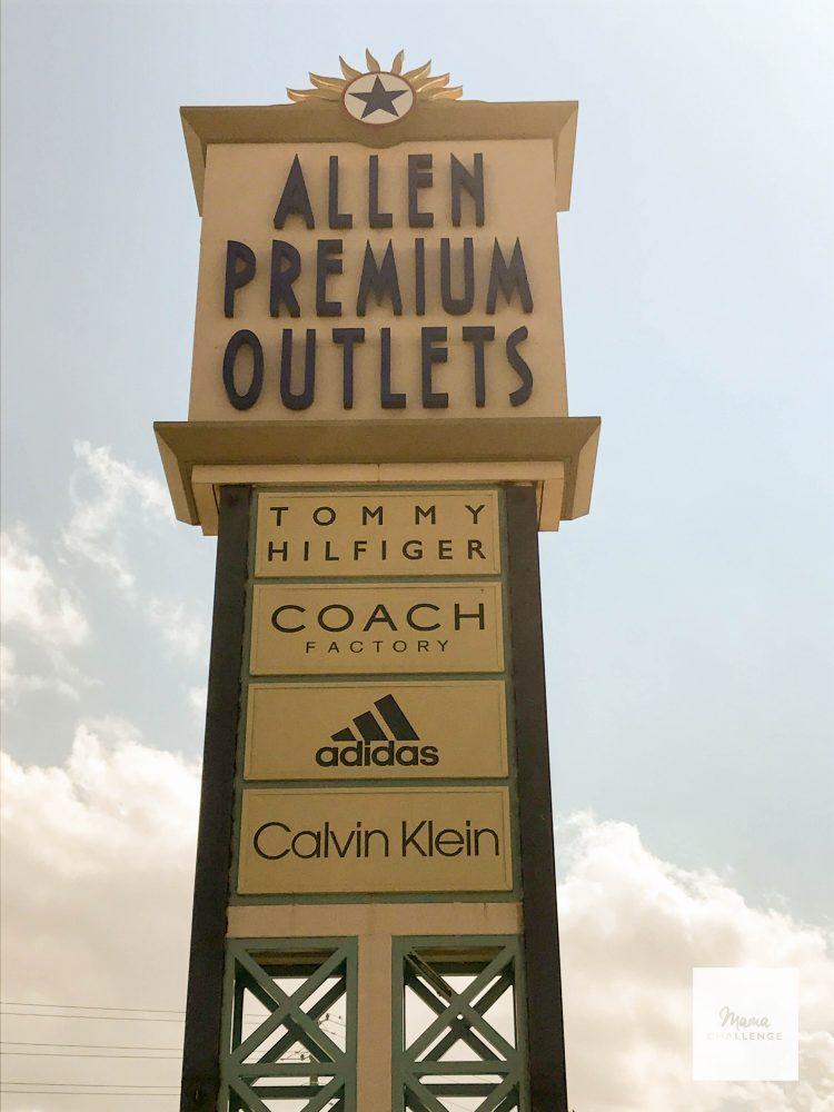 Allen Premiuim Outlets