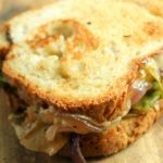 Best Fall Sandwich: Roasted Brussels Sprouts Grilled Cheese