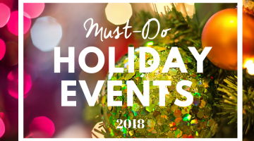 Must-Do Holiday Events in DFW