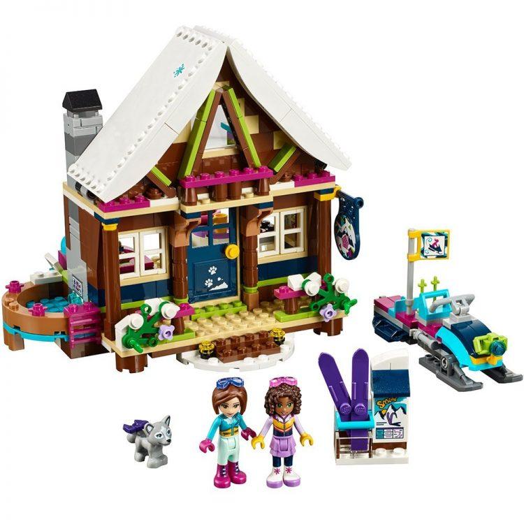 LEGO SkiChalet