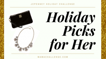 Holiday Challenge: Holiday Picks for Her