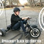 Santa for the Big Kids: Dynacraft Black Ice eDrifter