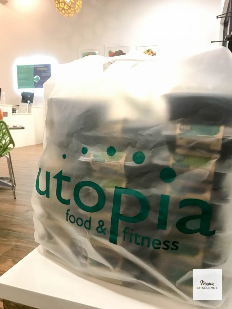 Utopia Food and Fitness