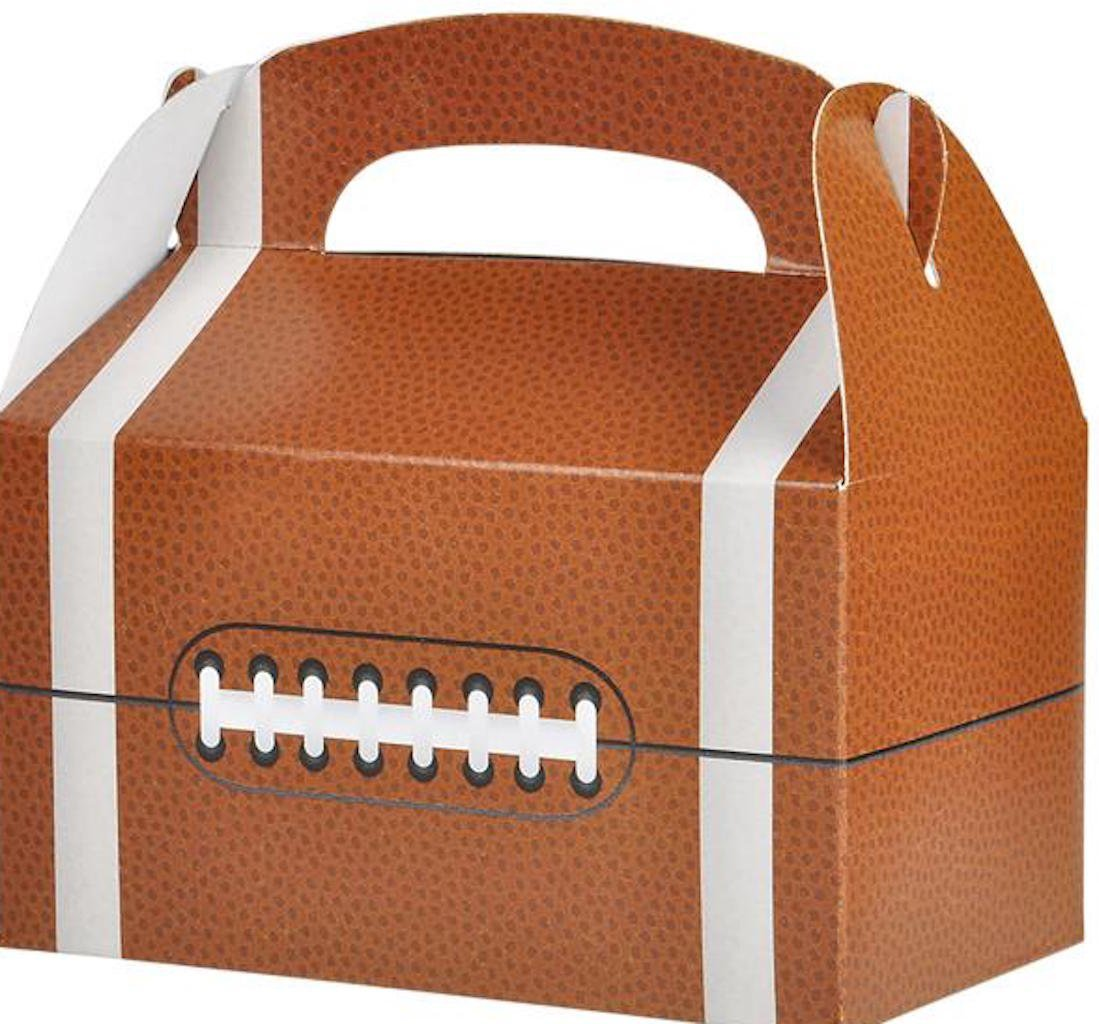 Gameday Football Favor