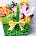 Hop into Spring Easter Basket Idea