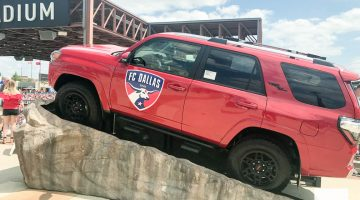 Score: First Timers Guide to a FC Dallas Game at Toyota Stadium