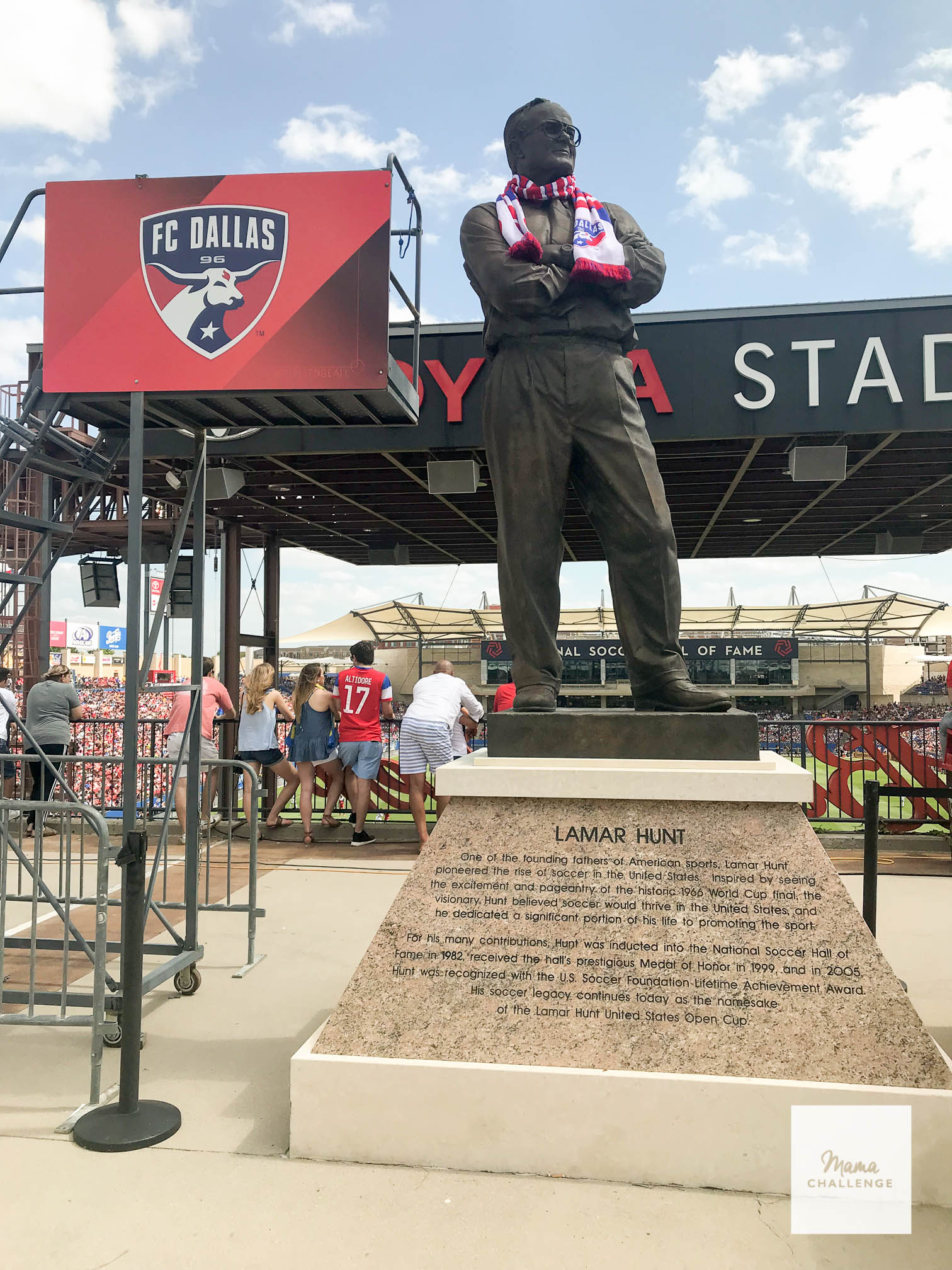 FCDallas at Toyota Stadium