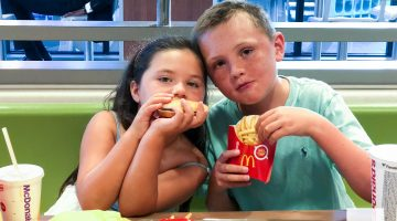 McDonalds Gives More with #McGiveBack Campaign
