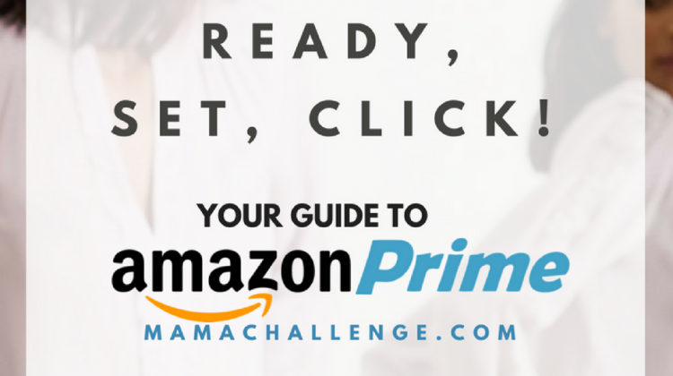 Ready, Set, Click: Your Guide to Amazon Prime