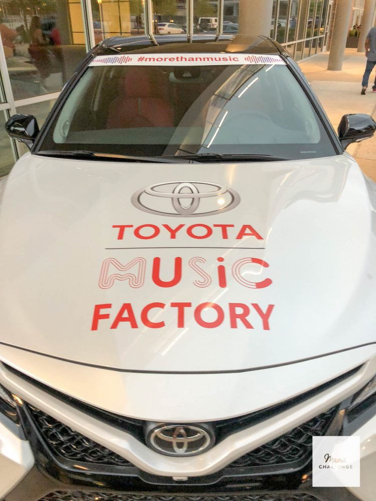 Toyota Music Factory