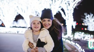 Make a New Holiday Tradition with the Lights at Daystar