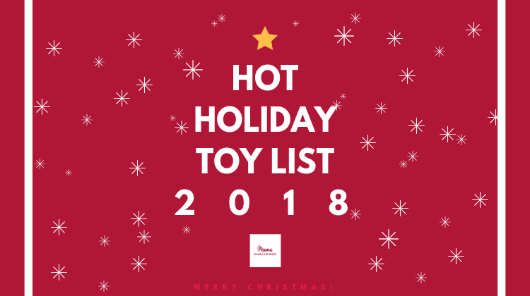 Holiday Gifts to Give: Hot Toys 2018