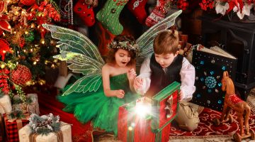 Holiday Magic Year Round with Enchanted Fairies and Kidd's Kidds