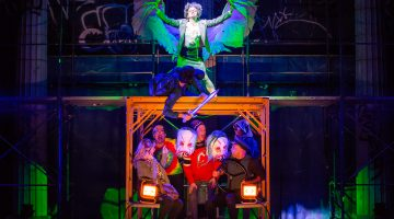 Review of The Lightning Thief: The Percy Jackson Musical