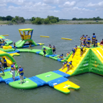 Let's Go: Texas Largest Aqua Park Obstacle Course Altitude H2O