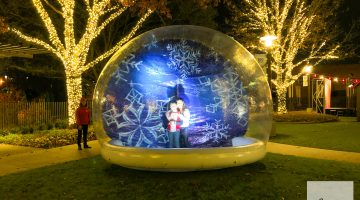 Go: Peppermint Park at the Christmas at the Anatole