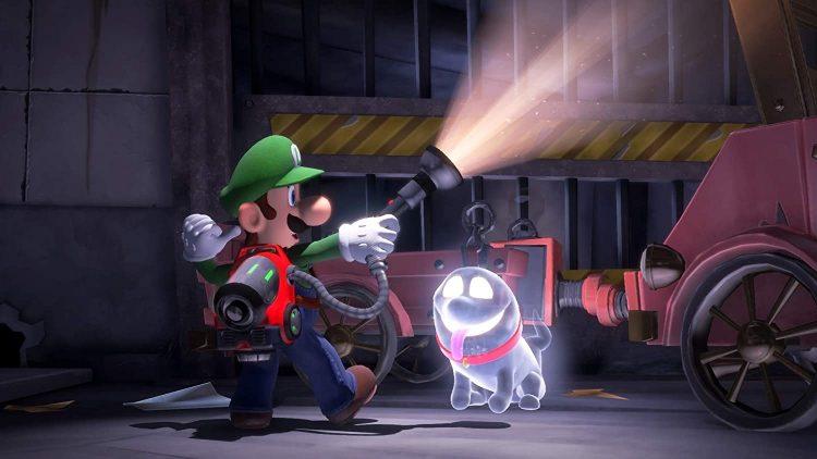 Luigis-Mansion