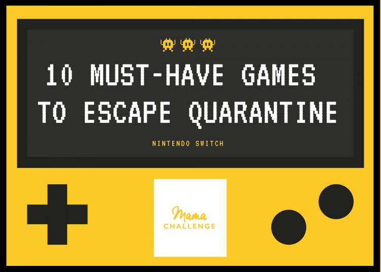 Quarantine Games