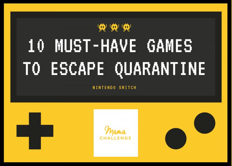 Quarantine Games