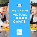 Camp Goes Online: Virtual Summer Camps