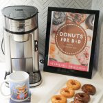 Father's Day: Donuts for Dad Printable {Giveaway for Hamilton Beach Coffee Maker}