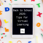 Back to School 2020: Virtual Learning Tips