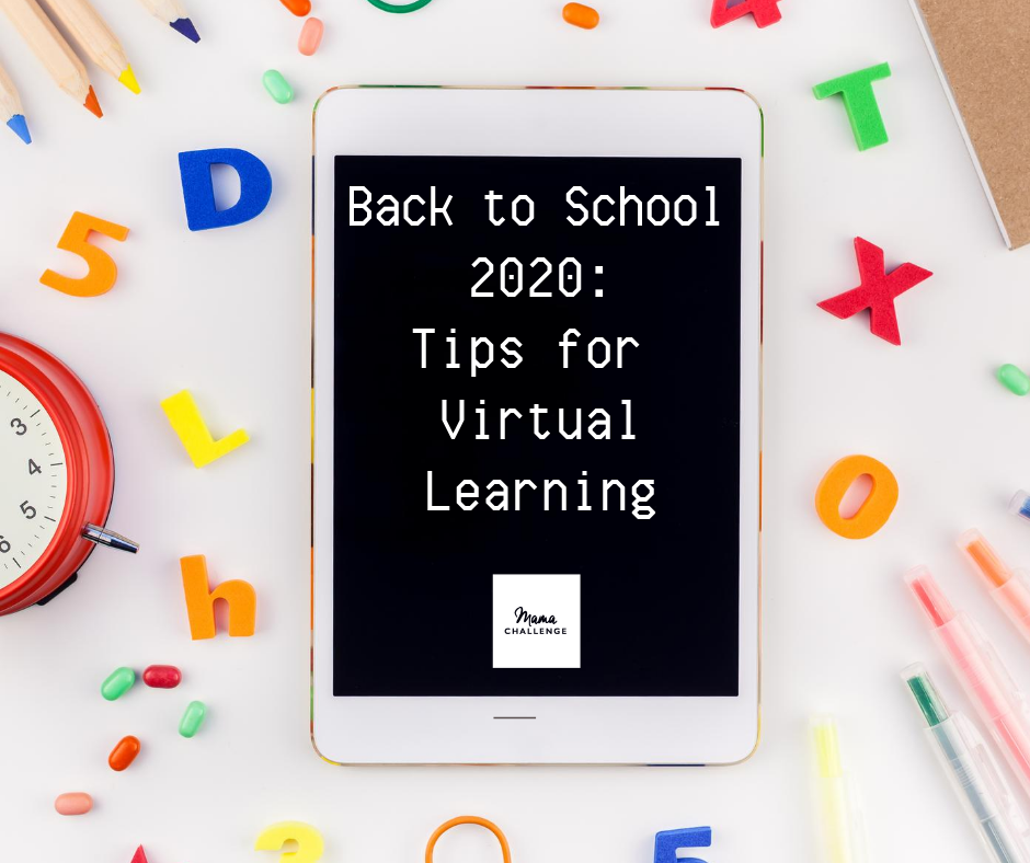 Back to School 2020_ Tips for Virtual Learning