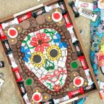 Celebrating Day of the Dead with A Dia de Los Muertos Hershey Sugar Skull Candy Tray