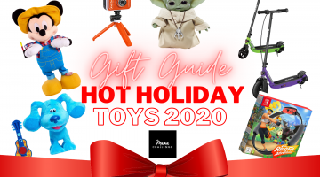 Gift Guide: Hot Holiday Toys 2020 {Giveaways}
